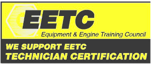 Certified Small Engine Repair